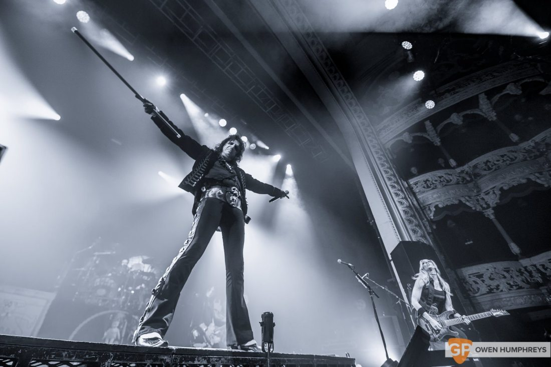 Alice Cooper at The Olympia Theatre by Owen Humphreys-3