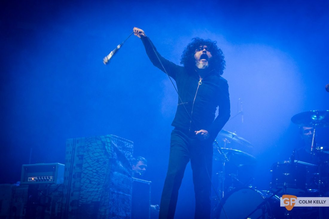 At The Drive-In at 3Arena, Dublin by Colm Kelly-11-31