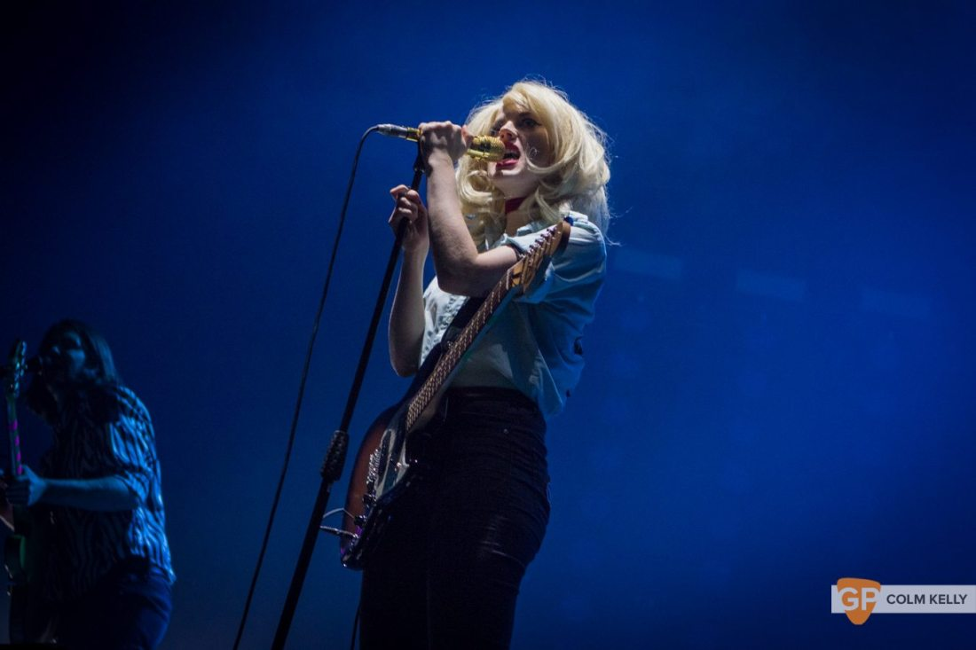 Black Honey at 3Arena, Dublin by Colm Kelly-0106-2