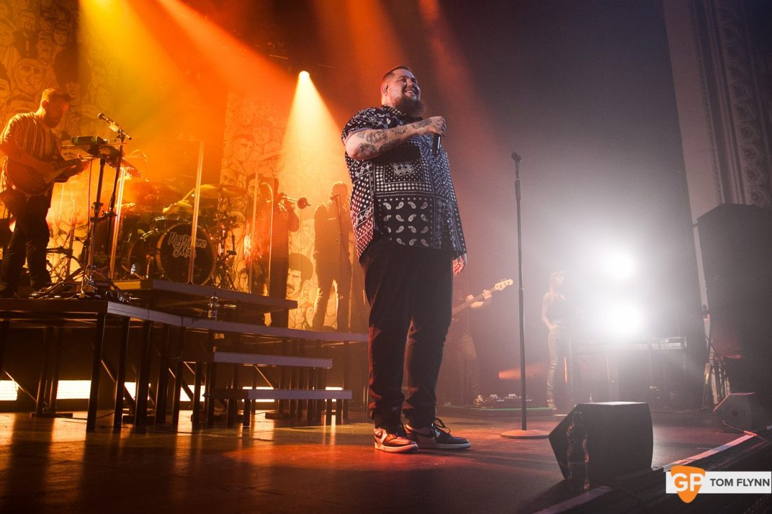 Rag'N'Bone Man at The Olympia Theatre