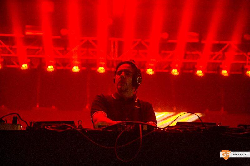 Laurent Garnier at Metropolis Festival 28 October 2017-15