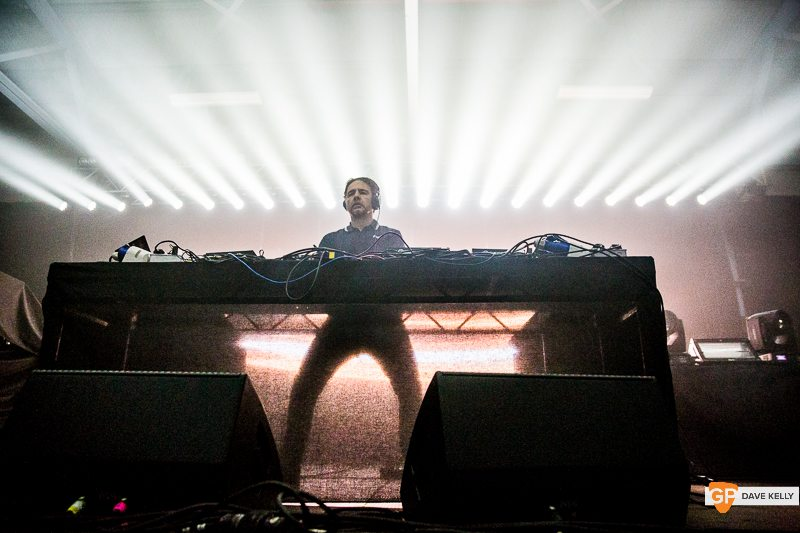 Laurent Garnier at Metropolis Festival 28 October 2017-24