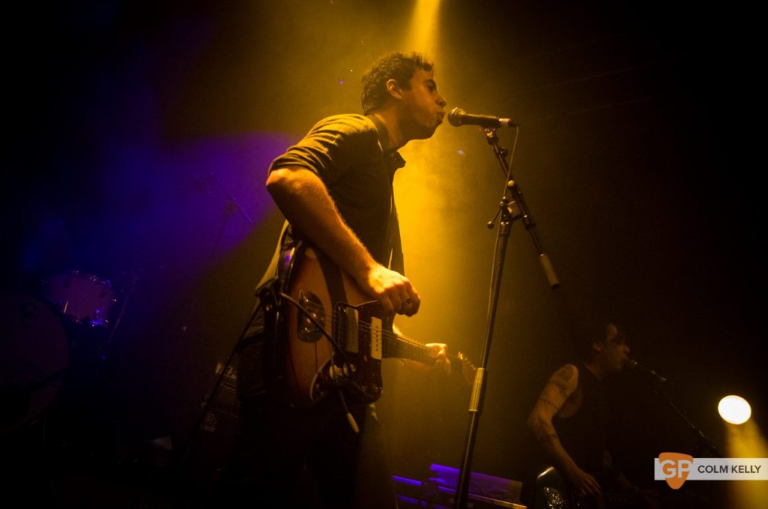 Wolf Parade at The Button Factory, Dublin by Colm Kelly-11-35