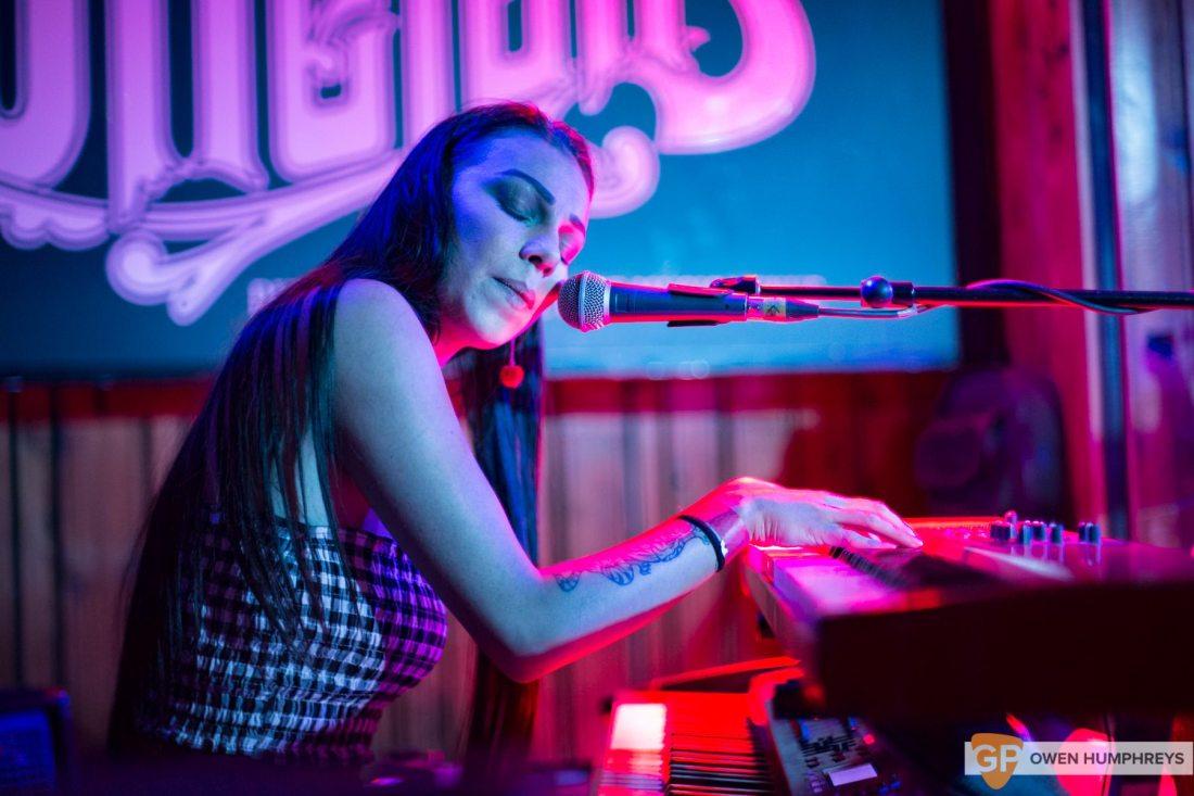Melina Malone – GoldenPlec's JAMboree at Whelan's. Photo by Owen Humphreys (15 of 28)
