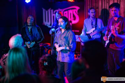 GoldenPlec's JAMboree at Whelan's. Photo by Owen Humphreys (17 of 28)