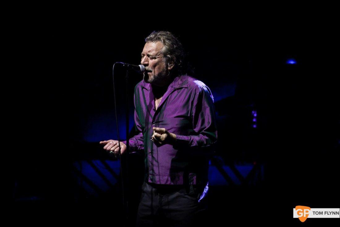 Robert Plant at The Bord Gais Theatre