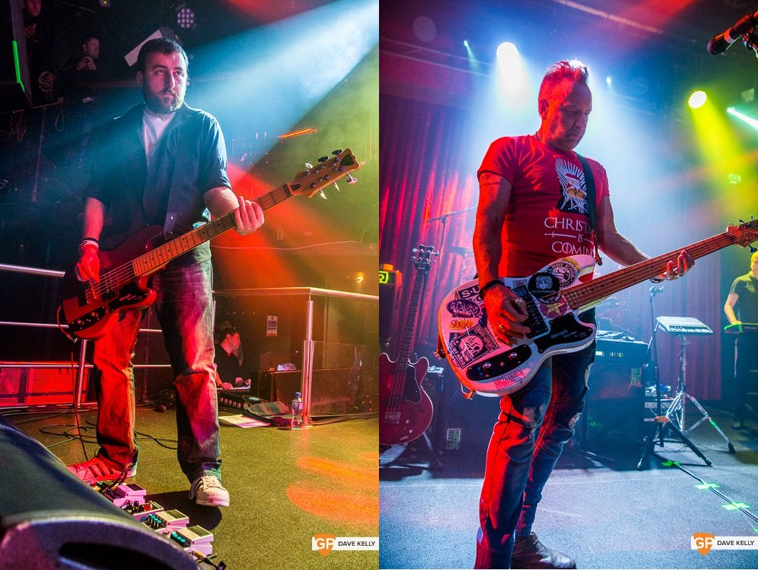 Peter Hook and the Light at The Academy 28 December 2017-32