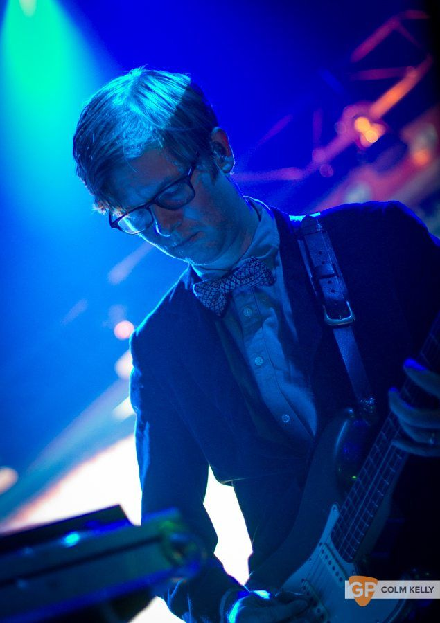 Public Service Broadcasting at The Academy by Colm Kelly-0035