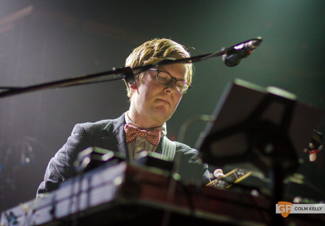Public Service Broadcasting at The Academy by Colm Kelly-0100