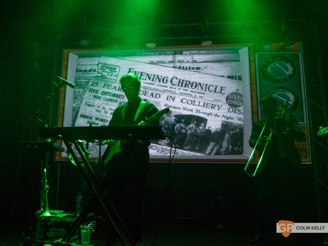 Public Service Broadcasting at The Academy by Colm Kelly-0279