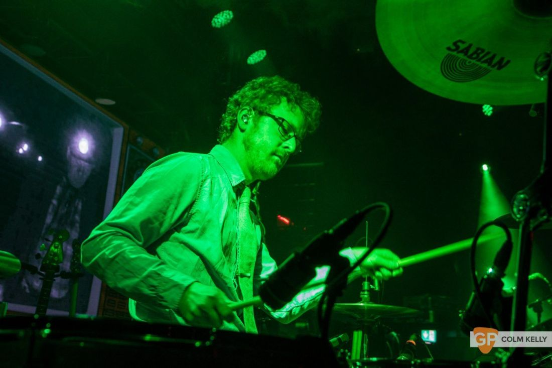 Public Service Broadcasting at The Academy by Colm Kelly-0379