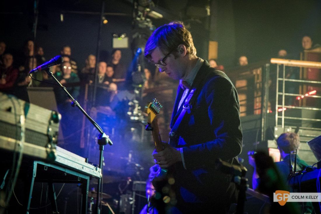 Public Service Broadcasting at The Academy by Colm Kelly-0477