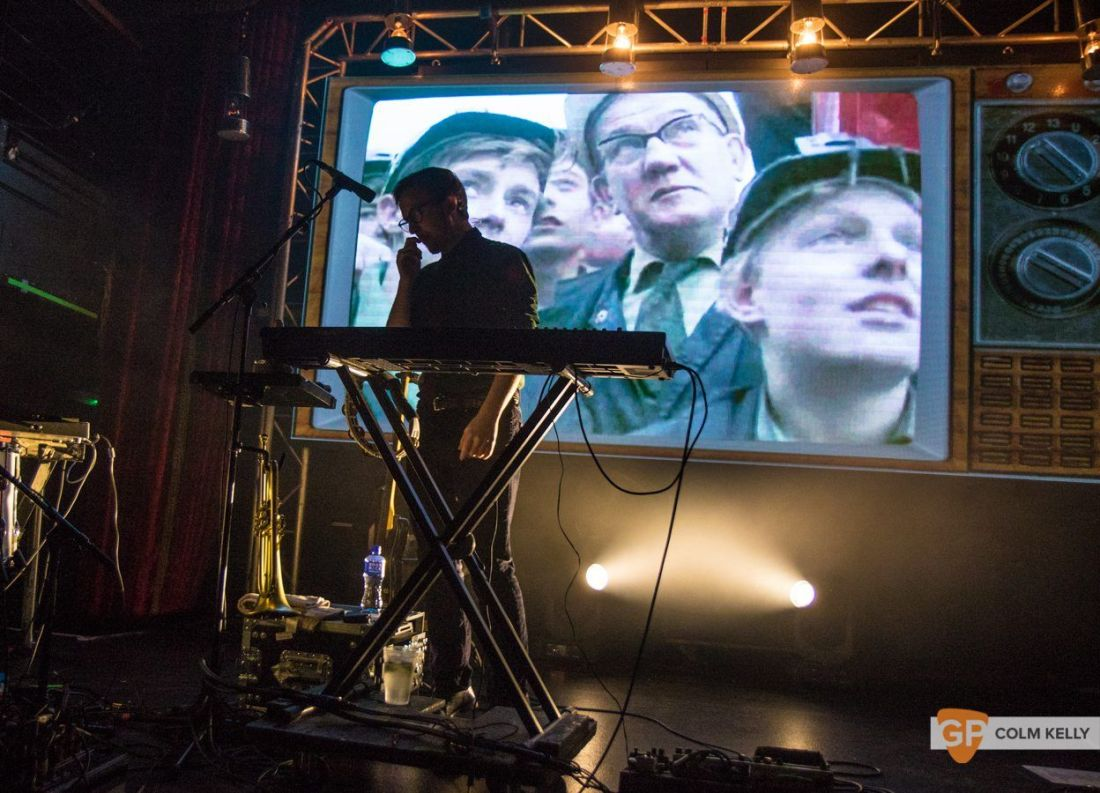 Public Service Broadcasting at The Academy by Colm Kelly-0577