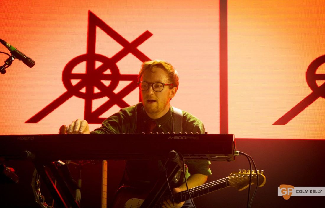 Public Service Broadcasting at The Academy by Colm Kelly-0934