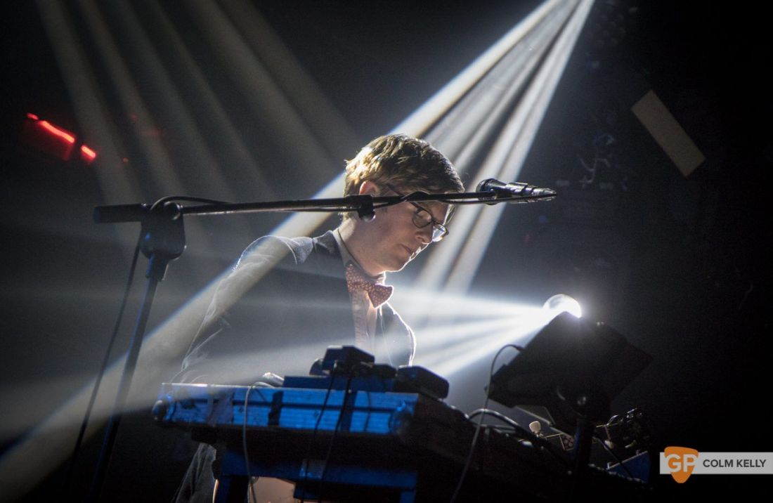 Public Service Broadcasting at The Academy by Colm Kelly-1019