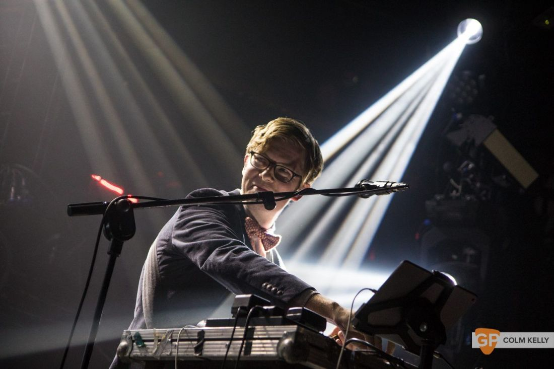 Public Service Broadcasting at The Academy by Colm Kelly-1041