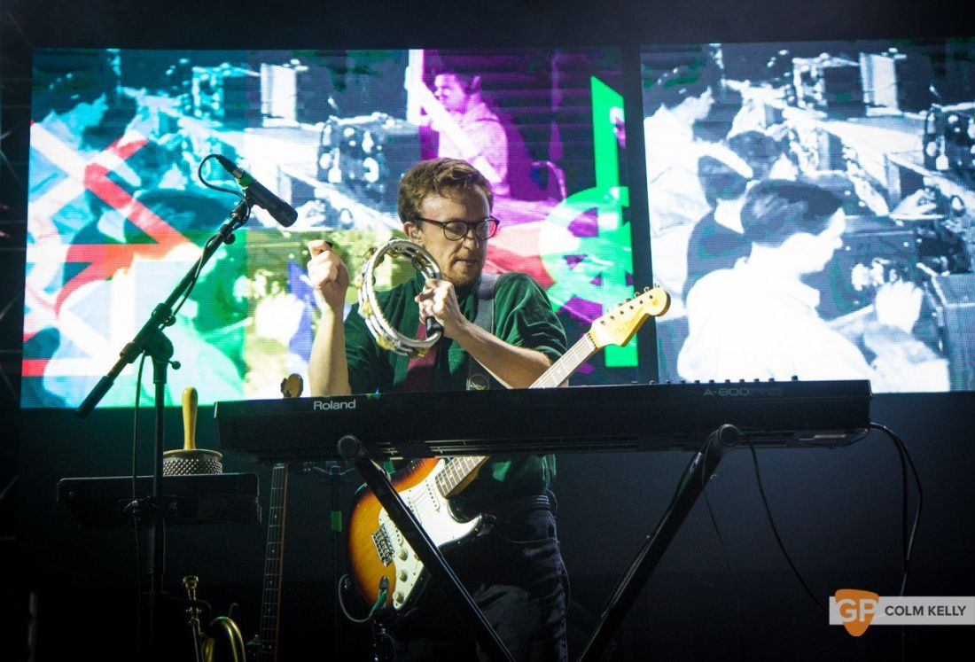 Public Service Broadcasting at The Academy by Colm Kelly-1079-2
