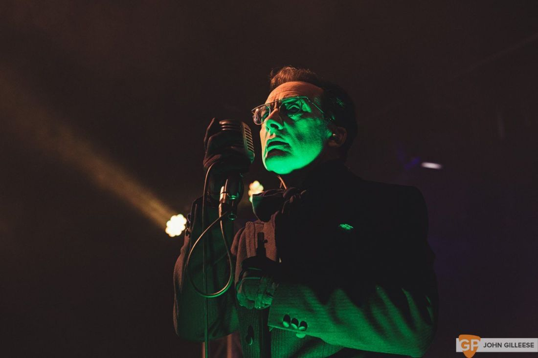 1 – The Damned @ Manchester Academy (1)