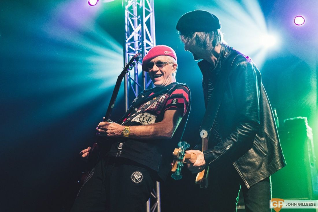 1 – The Damned @ Manchester Academy (10)