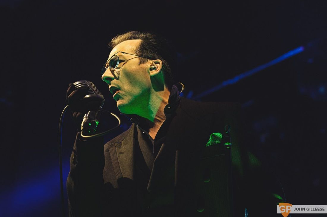 1 – The Damned @ Manchester Academy (18)