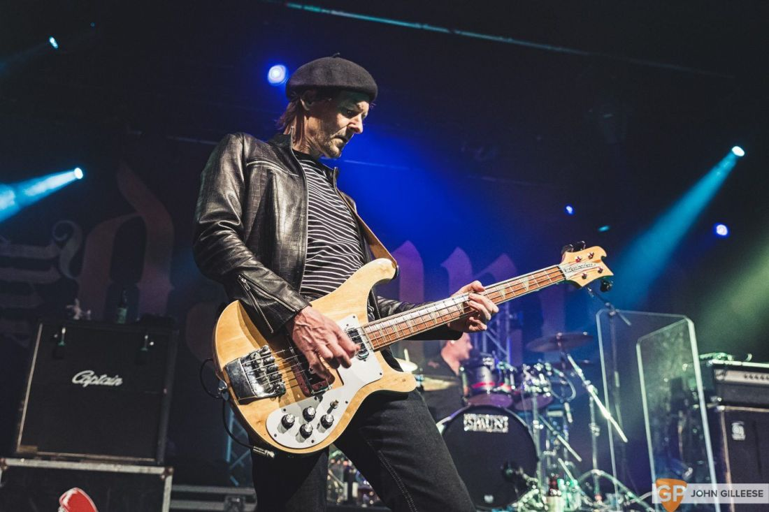 1 – The Damned @ Manchester Academy (21)