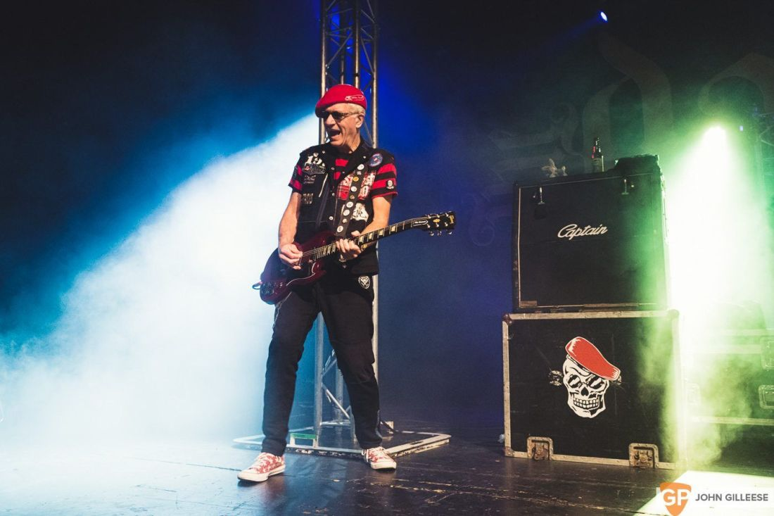 1 – The Damned @ Manchester Academy (25)