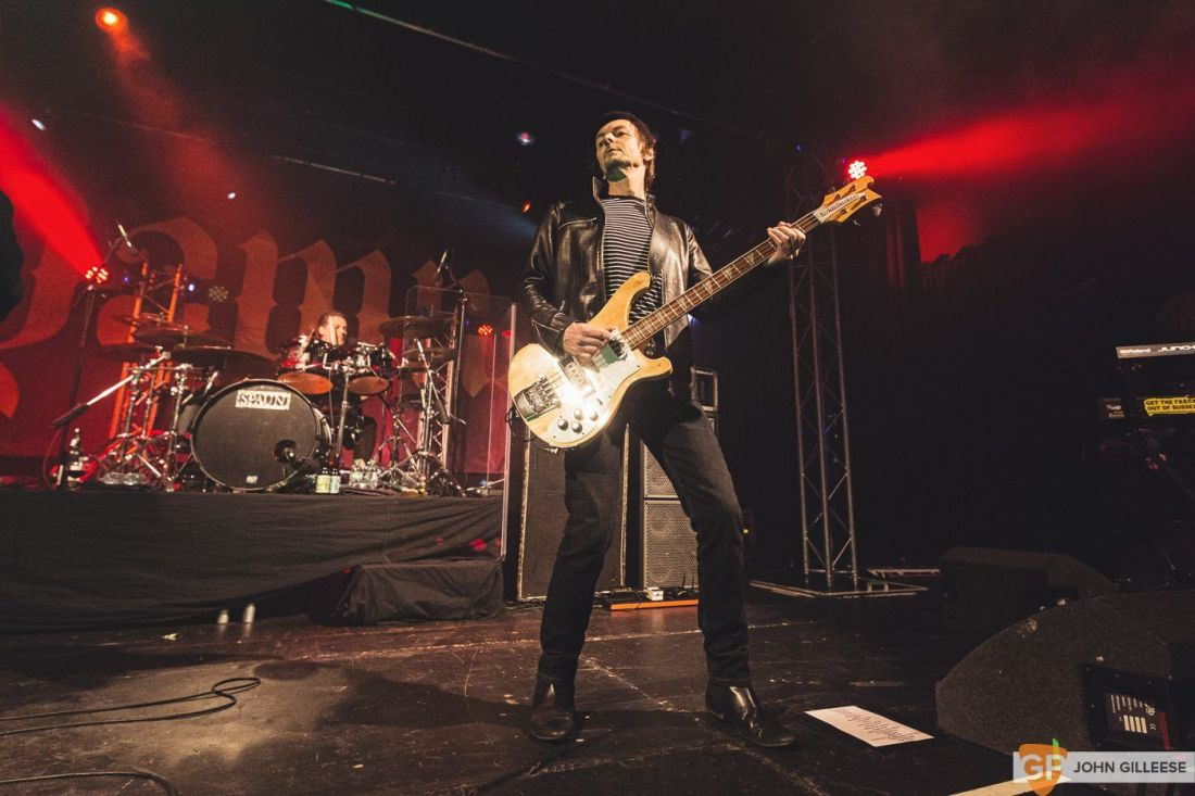 1 – The Damned @ Manchester Academy (4)