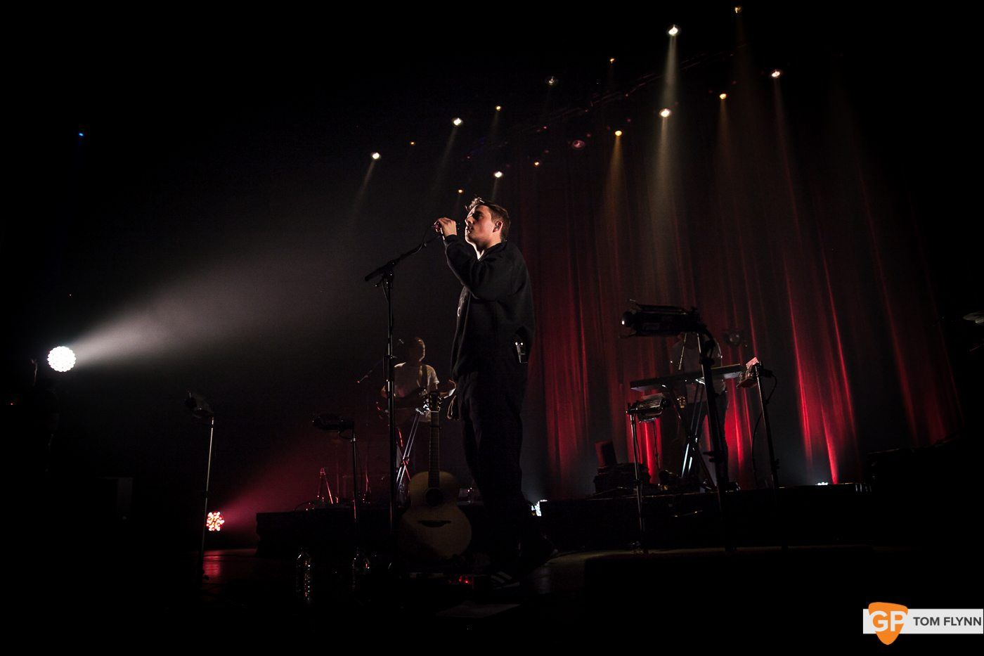 Dermot Kennedy at The Olympia]
