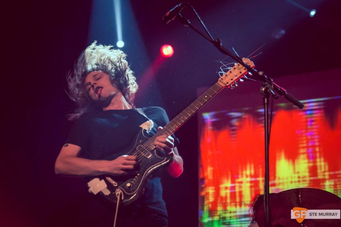 King Gizzard And The Lizard Wizard at Olympia Theatre by Ste Murray_03