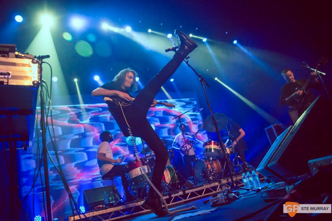 King Gizzard And The Lizard Wizard at Olympia Theatre by Ste Murray_12