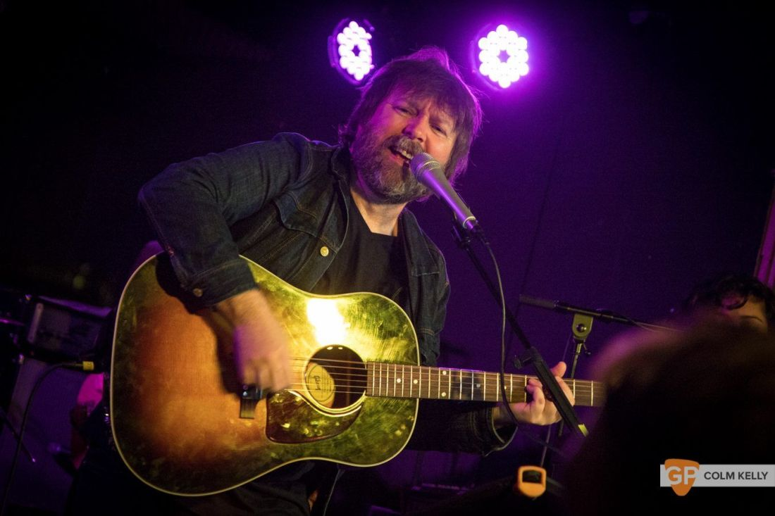 Paul Draper at The Workmans Club Dublin 23.2.2018 by Colm Kelly-2-124