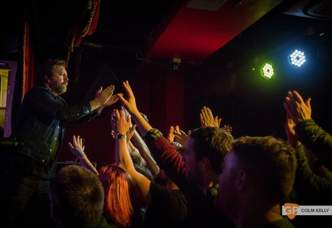 Paul Draper at The Workmans Club Dublin 23.2.2018 by Colm Kelly-2-213