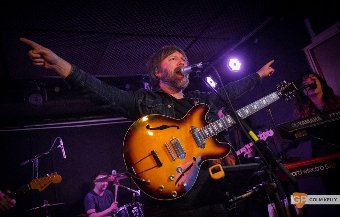 Paul Draper at The Workmans Club Dublin 23.2.2018 by Colm Kelly-2-42