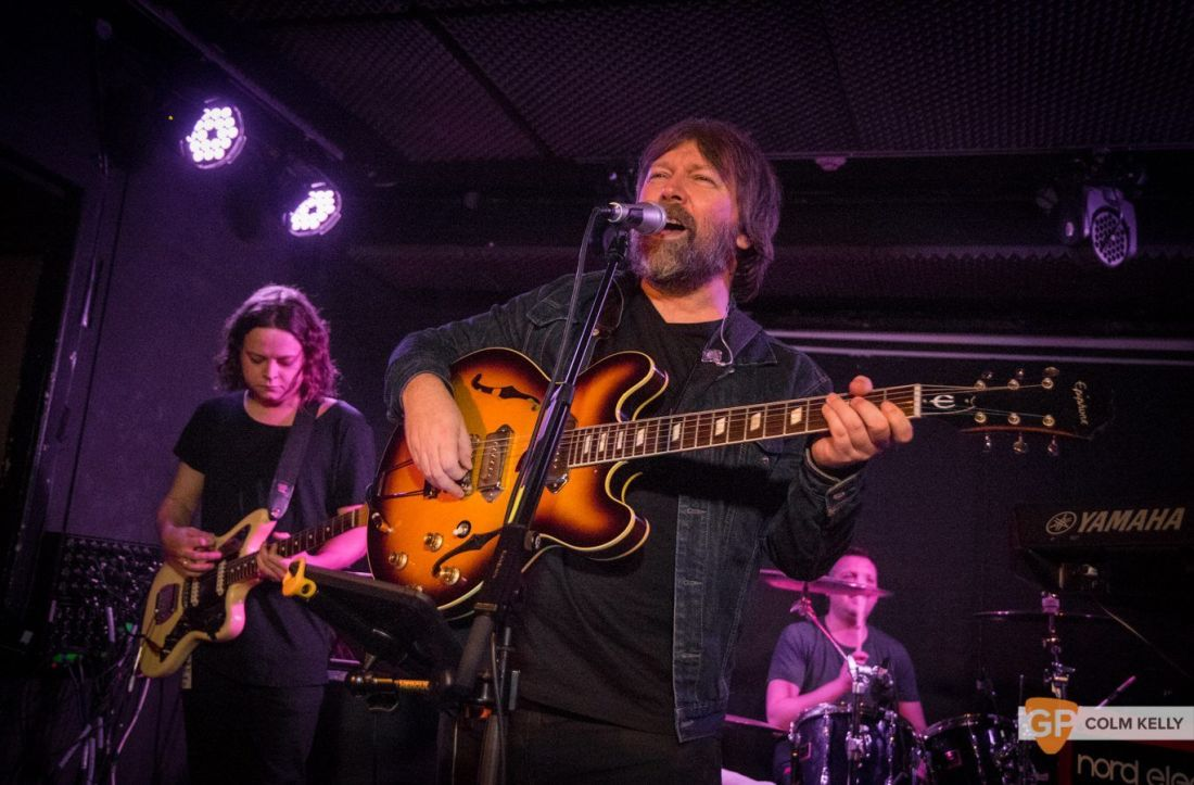 Paul Draper at The Workmans Club Dublin 23.2.2018 by Colm Kelly-2-51