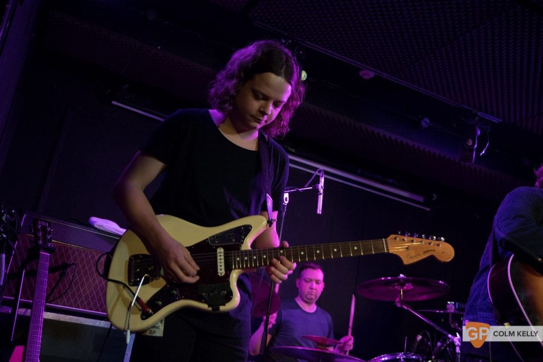 Paul Draper at The Workmans Club Dublin 23.2.2018 by Colm Kelly-2-99