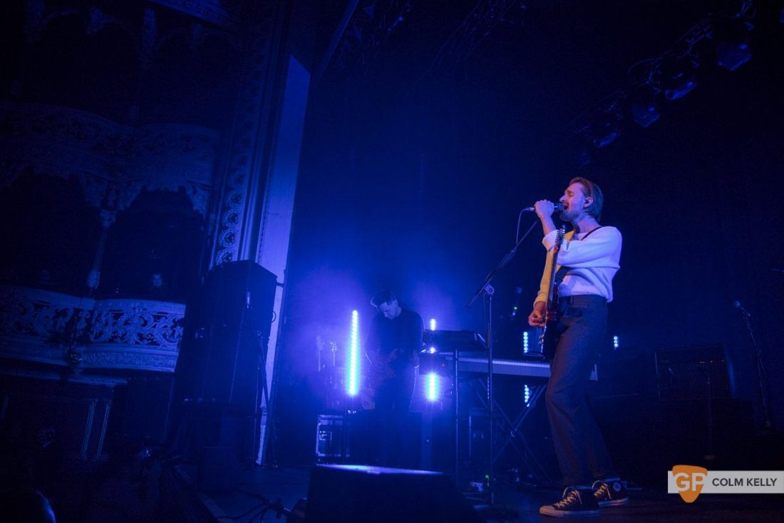 Wild Beasts The Olympia Theatre, Dublin by Colm Kelly-2-16