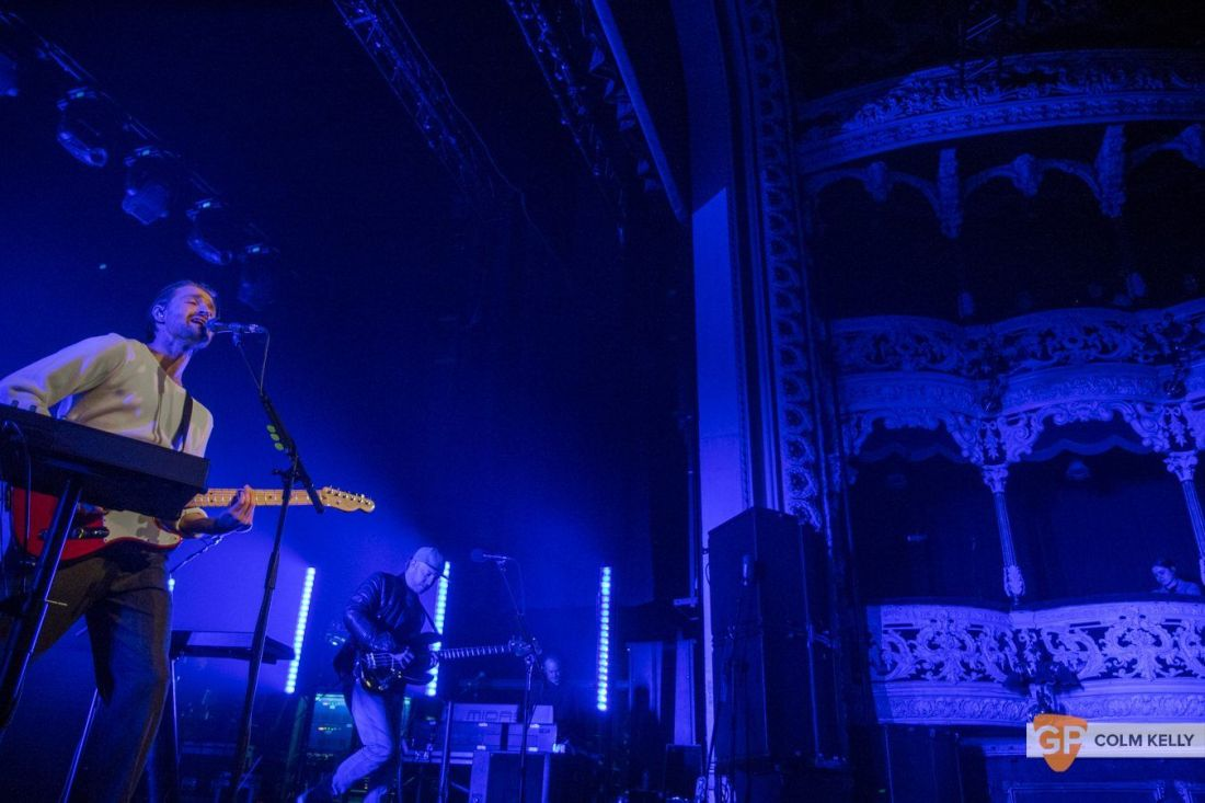 Wild Beasts The Olympia Theatre, Dublin by Colm Kelly-2-33