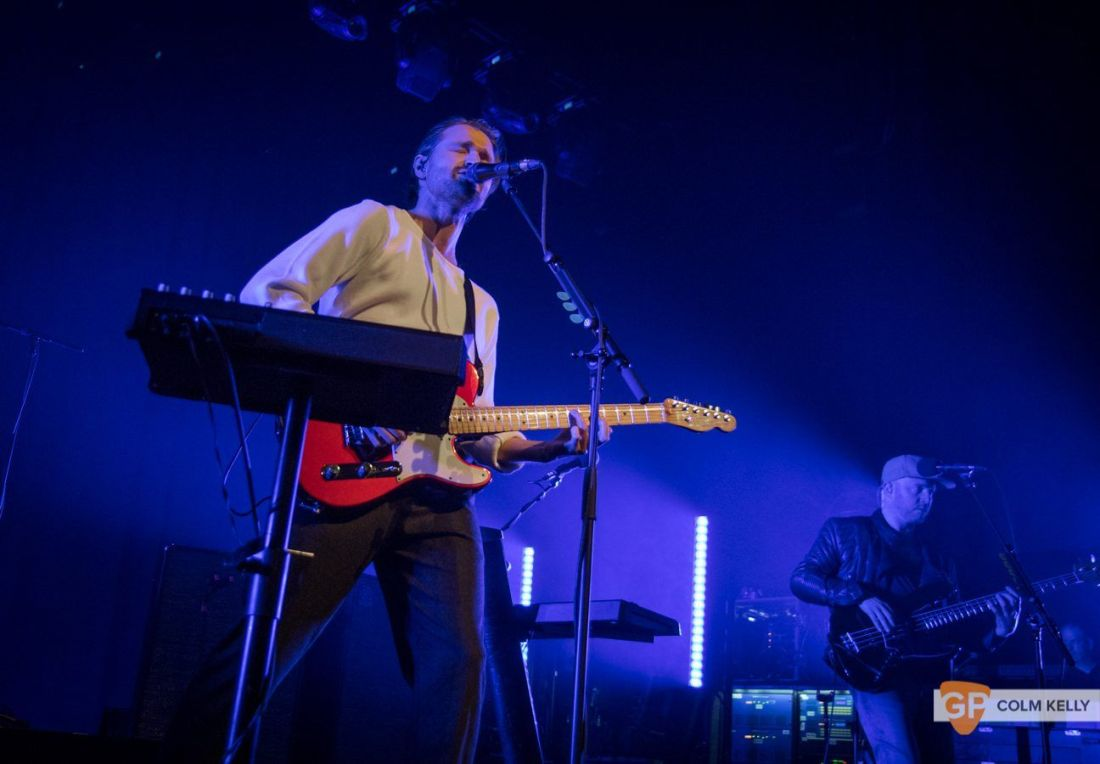 Wild Beasts The Olympia Theatre, Dublin by Colm Kelly-2-37