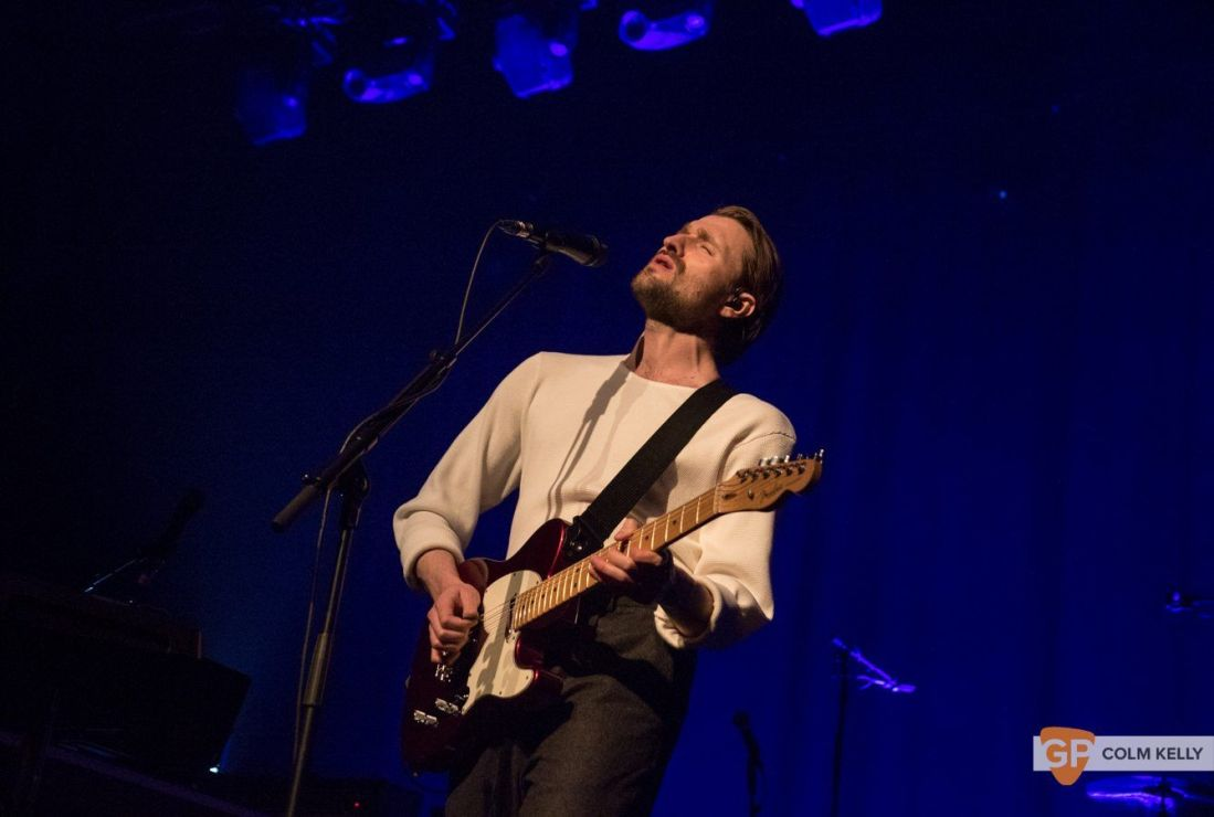 Wild Beasts The Olympia Theatre, Dublin by Colm Kelly-2-44