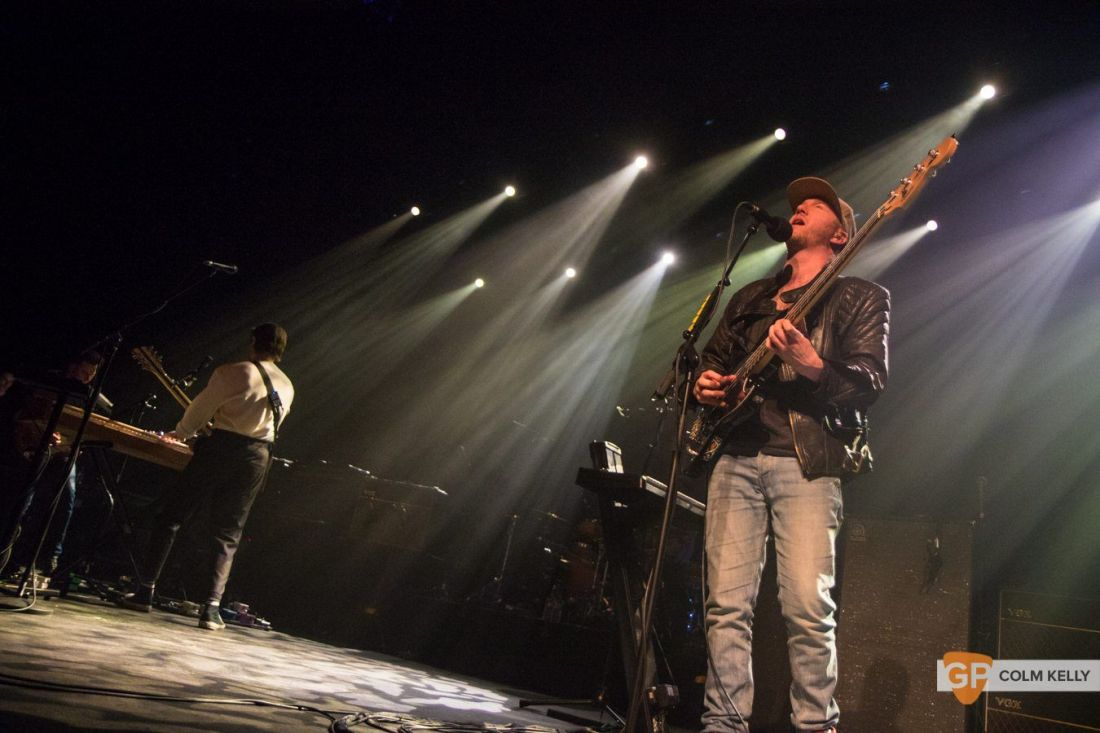 Wild Beasts The Olympia Theatre, Dublin by Colm Kelly-2-88