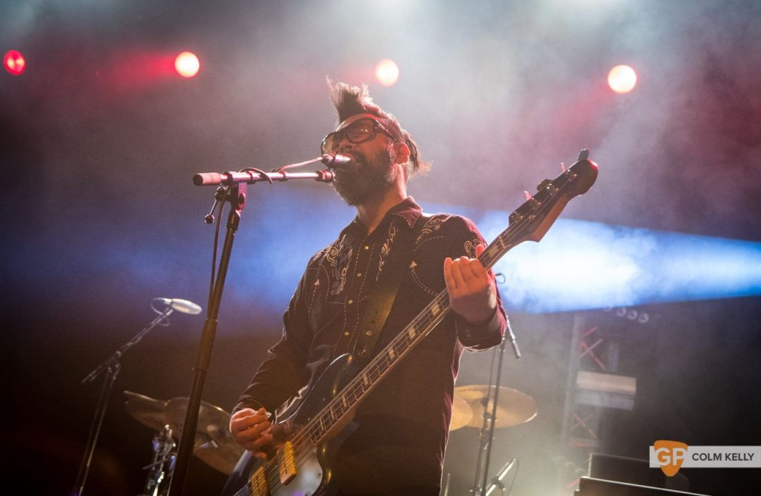 Feeder at The Olympia Theatre, Dublin 21.3.2018 by Colm Kelly-3-62