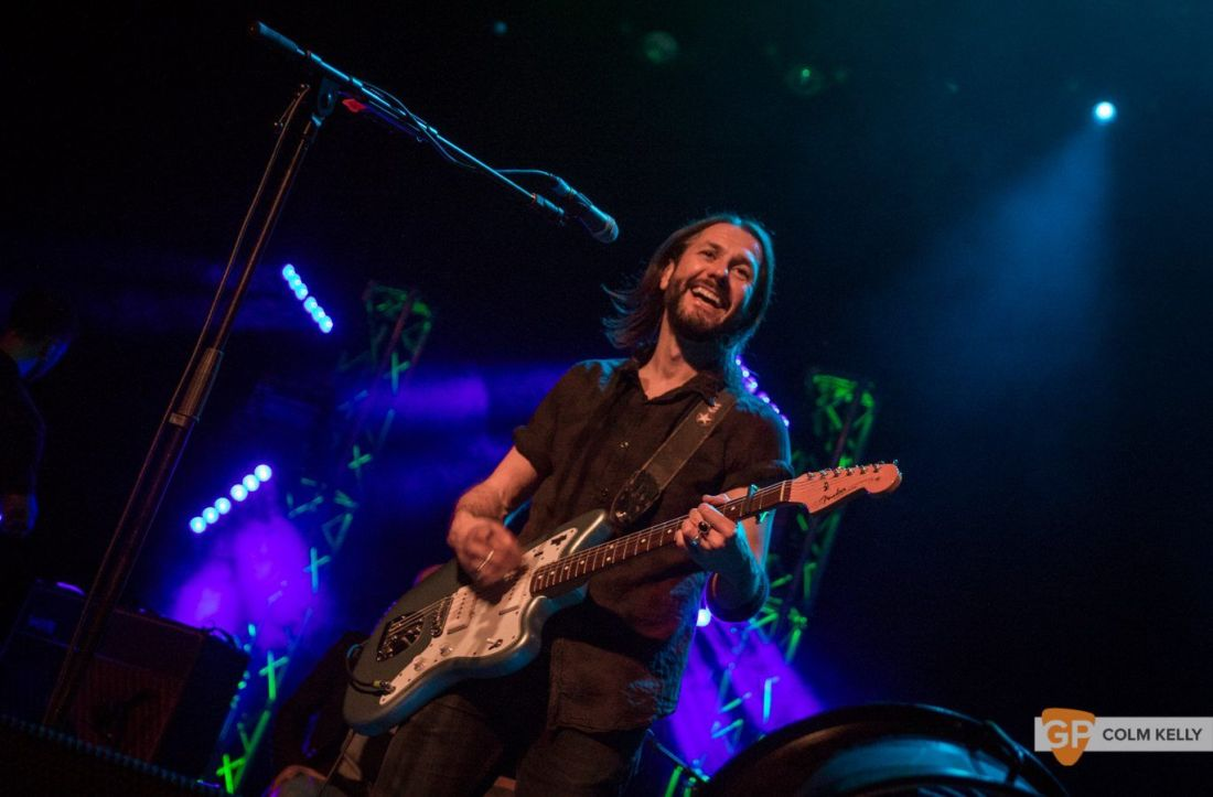 Feeder at The Olympia Theatre, Dublin 21.3.2018 by Colm Kelly-3-65