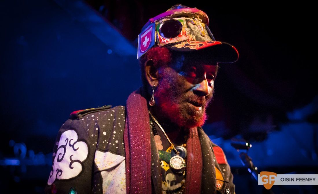 Lee Scratch Perry at Whelans