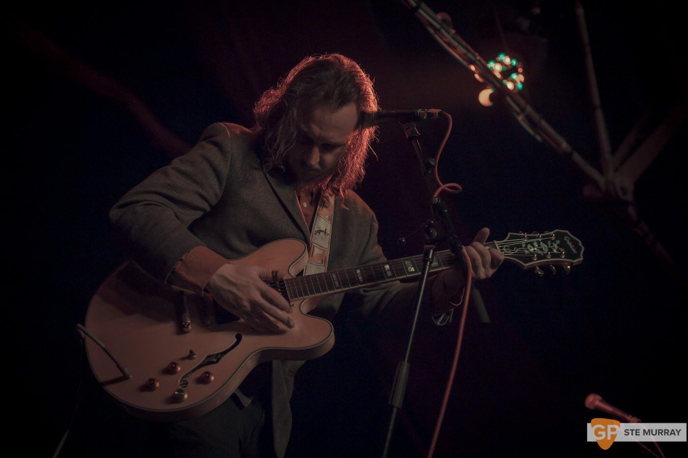 Willy Mason at The Grand Social by Ste Murray