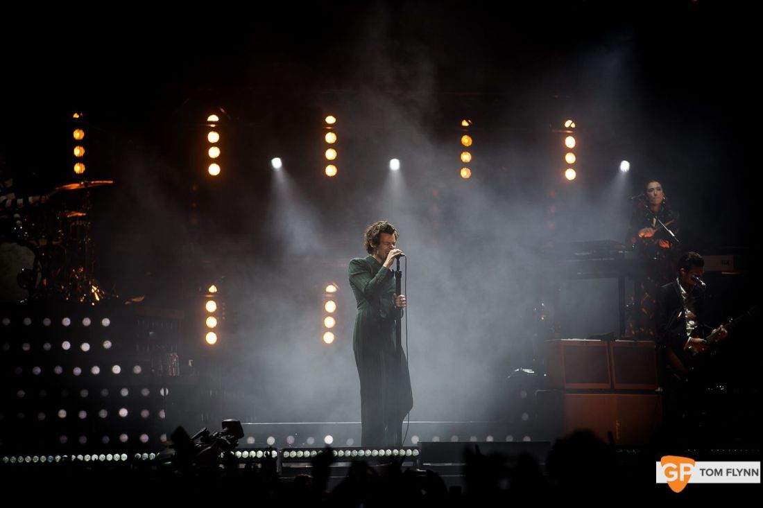 Harry Harry Styles at The 3Arena