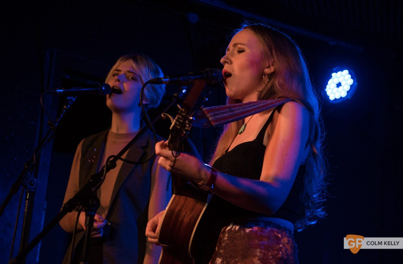 Leila Jane & The Healers at The Workmans Club by Colm Kelly-4-12