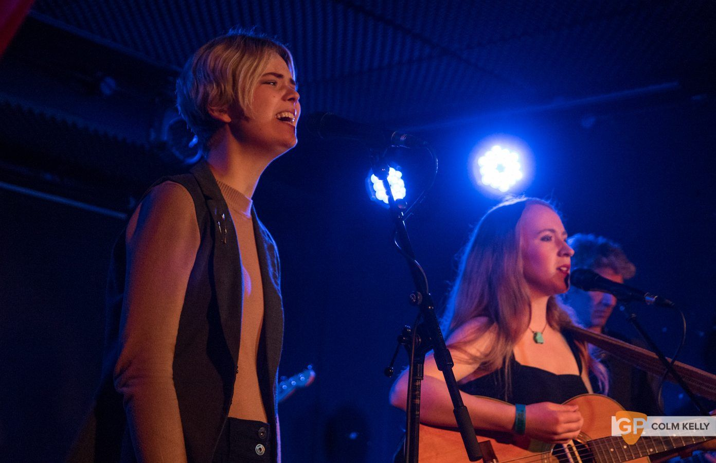 Leila Jane & The Healers at The Workmans Club by Colm Kelly-4-20