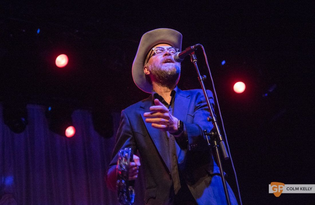 Slim Cessna's Auto Club at Olympia Theatre, Dublin by Colm Kelly-0738