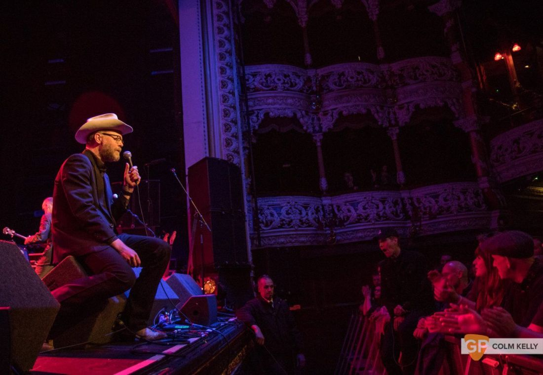 Slim Cessna's Auto Club at Olympia Theatre, Dublin by Colm Kelly-0789
