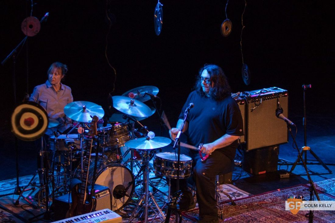 Yo La Tengo at The Olympia Theatre, Dublin 28.4.2018 by Colm Kelly-4-268